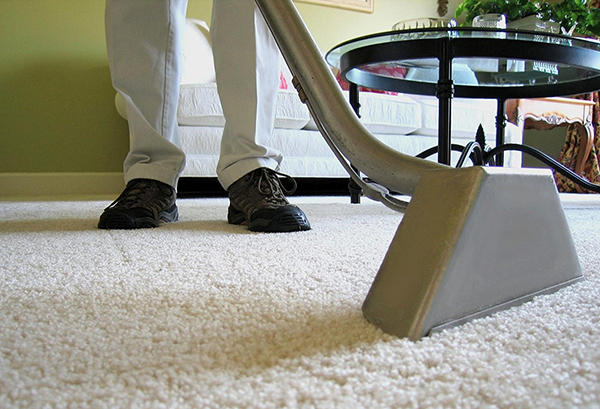 What is Hot Water Extraction for Cleaning Carpets